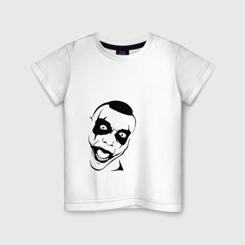 Детская футболка хлопок Тони Раут