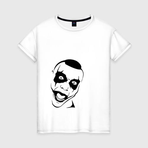 Женская футболка хлопок Тони Раут