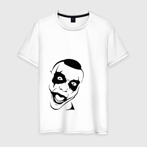 Мужская футболка хлопок Тони Раут