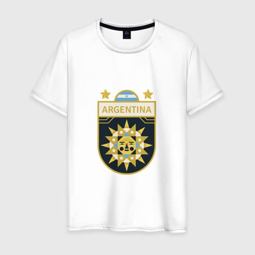 Мужская футболка хлопок Аргентина