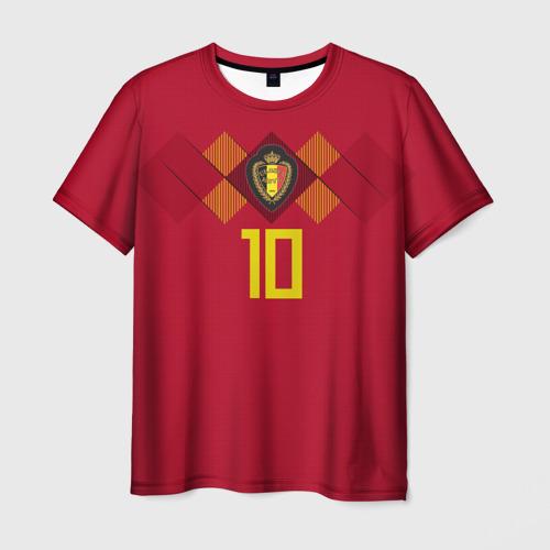 Мужская футболка 3D Hazard WC 2018