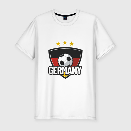 Мужская футболка хлопок Slim Germany