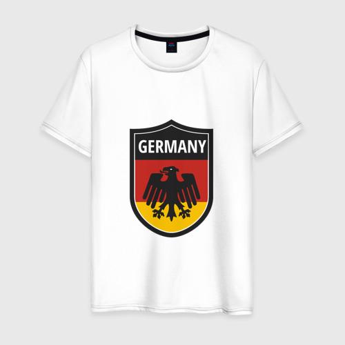 Мужская футболка хлопок Germany