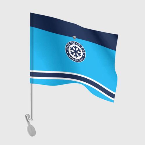 Флаг для автомобиля Сибирь Санников