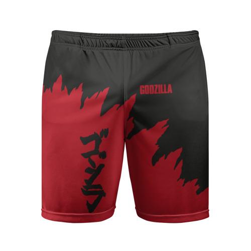 Мужские шорты спортивные GODZILLA