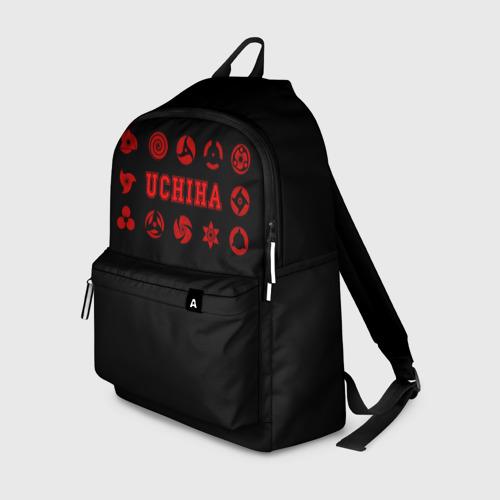 Рюкзак 3D Uchiha Itachi school