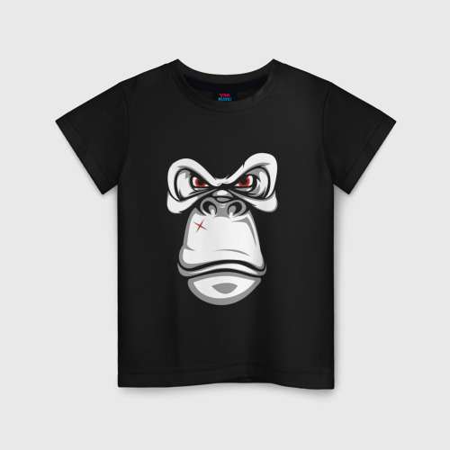 Детская футболка хлопок Горилла
