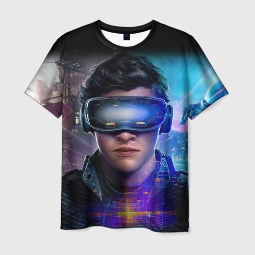 Мужская футболка 3D Ready Player One (PRO) [2]