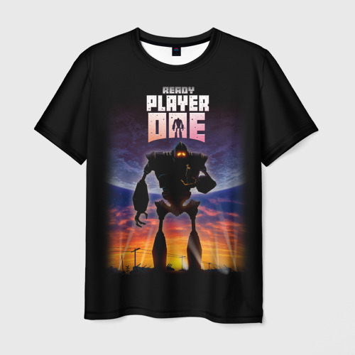 Мужская футболка 3D Ready Player One (PRO)