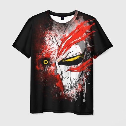 Мужская футболка 3D BLEACH / БЛИЧ МАСКА
