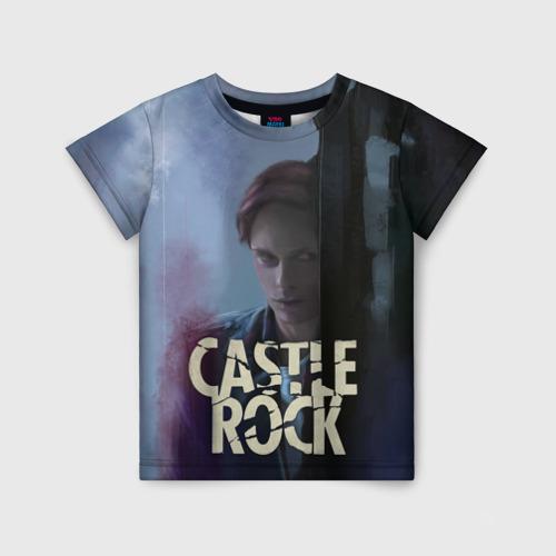 Детская футболка 3D Castle Rock - shawshank prisoner