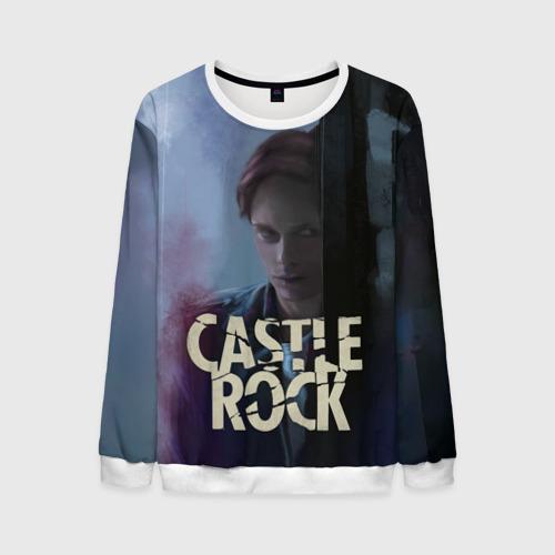 Мужской свитшот 3D Castle Rock - shawshank prisoner