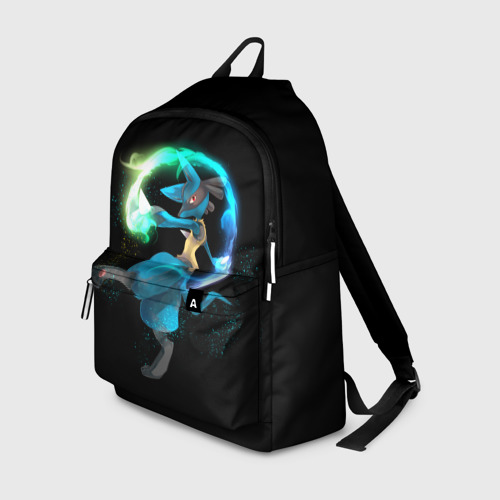 Рюкзак 3D Pokemon art