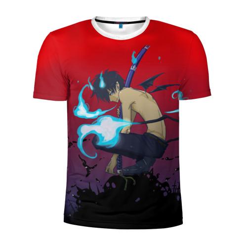 Мужская футболка 3D спортивная Окамура Рин