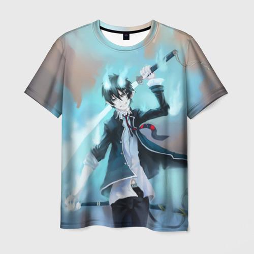 Мужская футболка 3D Rin Okumura
