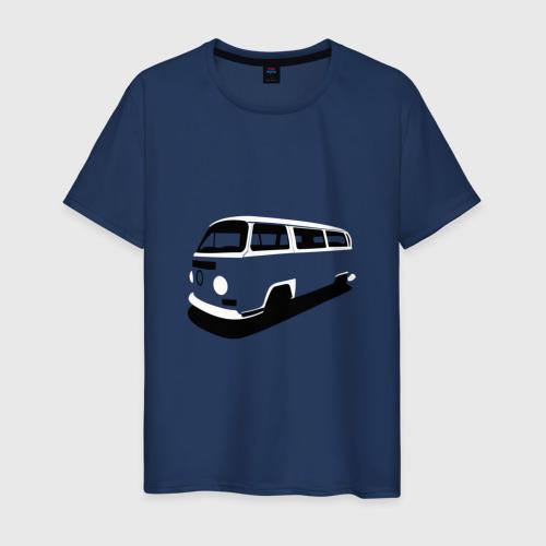 Мужская футболка хлопок Хипикар