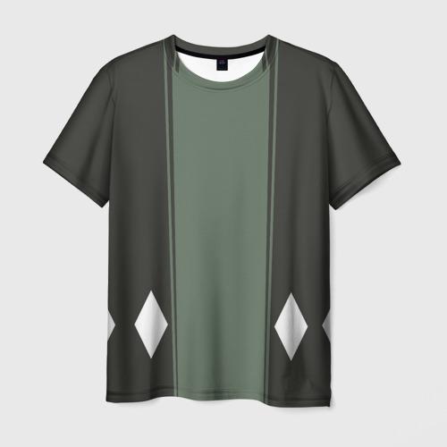 Мужская футболка 3D BLEACH KISUKE URAHARA