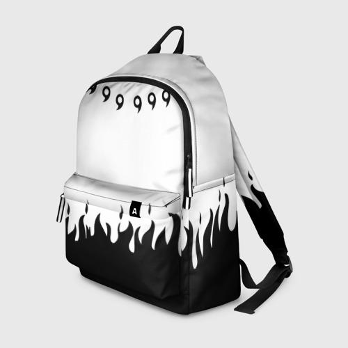 Рюкзак 3D WHITE UCHIHA MADARA   NARUTO
