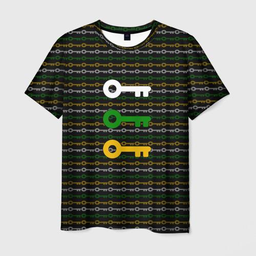 Мужская футболка 3D Ready Player One