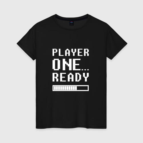 Женская футболка хлопок Ready Player One