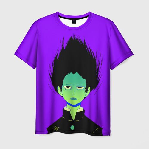 Мужская футболка 3D Shigeo