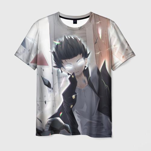 Мужская футболка 3D Моб Психо 100