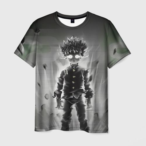Мужская футболка 3D Mob Psycho