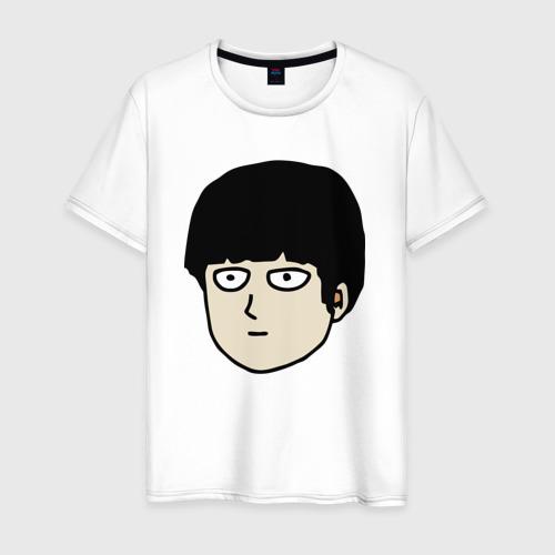 Мужская футболка хлопок Моб