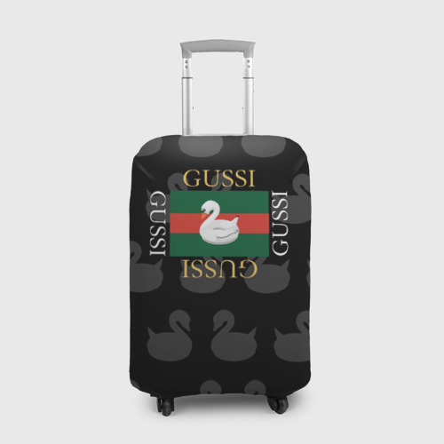 Чехол для чемодана 3D gussi