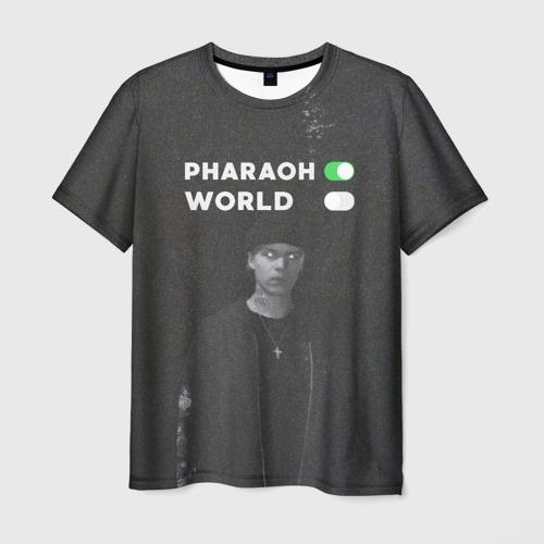 Мужская футболка 3D PharaON