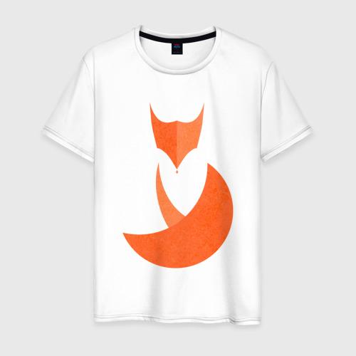 Мужская футболка хлопок FOX