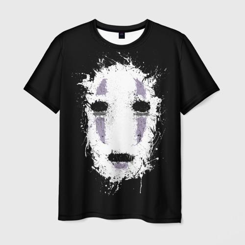 Мужская футболка 3D Унесенные Призраками