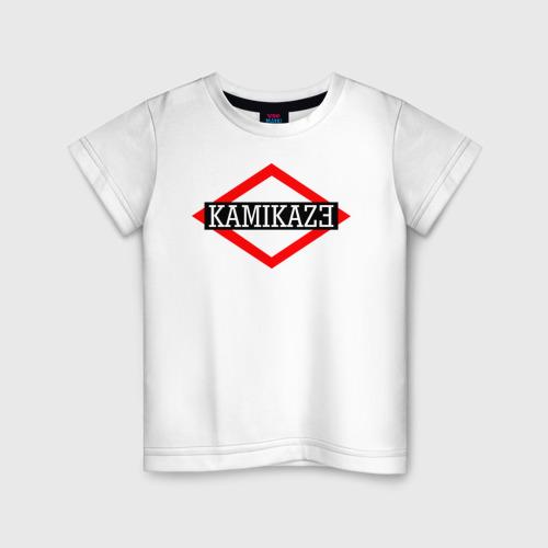 Детская футболка хлопок Kamikaze