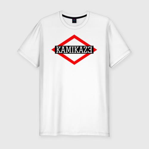 Мужская футболка премиум Kamikaze