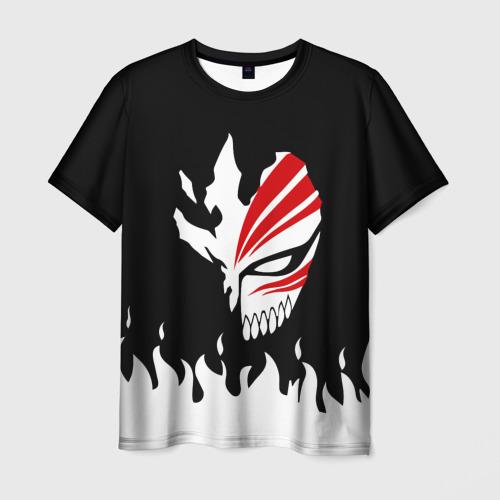 Мужская футболка 3D BLEACH (НА СПИНЕ) | БЛИЧ