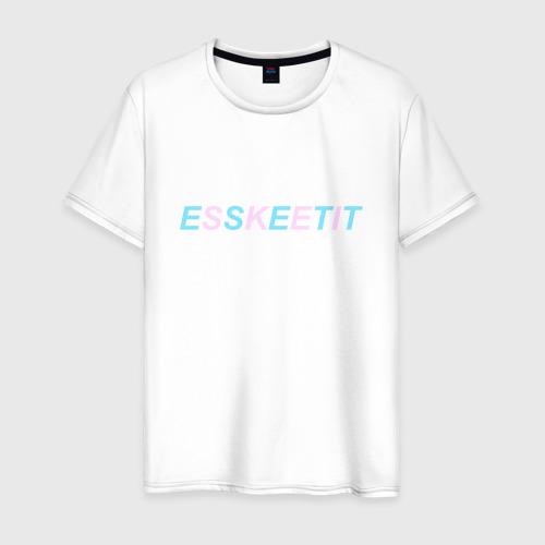 Мужская футболка хлопок ESSKEETIT
