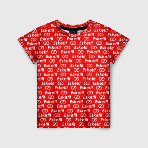 Детская футболка 3D GG ESKETIT
