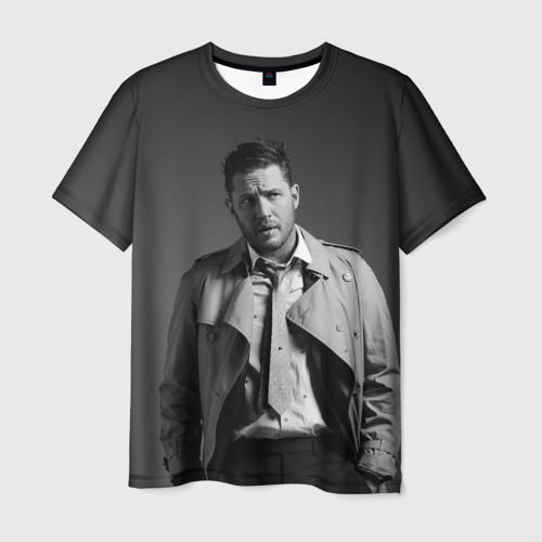 Мужская футболка 3D Том Харди