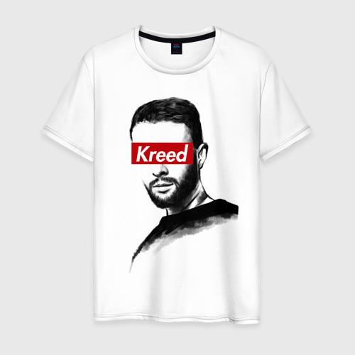 Мужская футболка хлопок Kreed