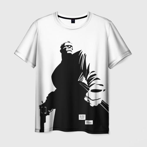 Мужская футболка 3D Sin City - Hartigan