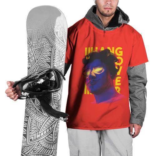 Накидка на куртку 3D Thomas Mraz (Hangover)