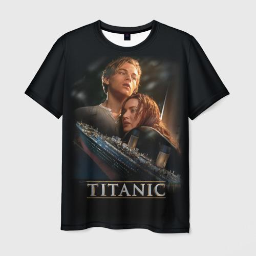 Мужская футболка 3D Джек и Роза