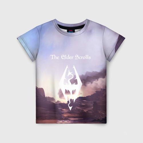 Детская футболка 3D THE ELDER SCROLLS