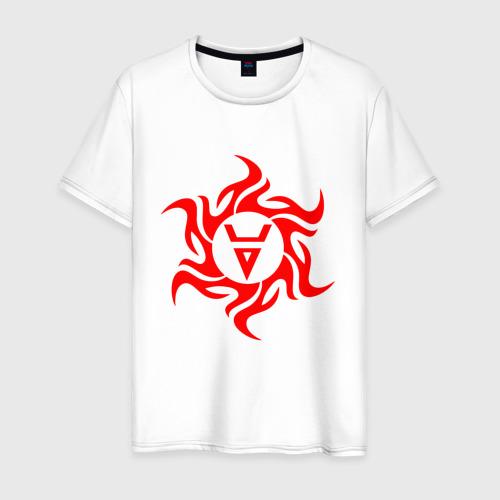 Мужская футболка хлопок Символ Велеса