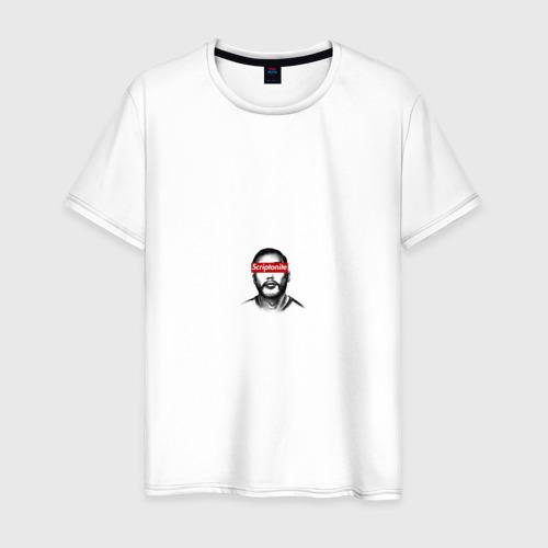 Мужская футболка хлопок Скриптонит