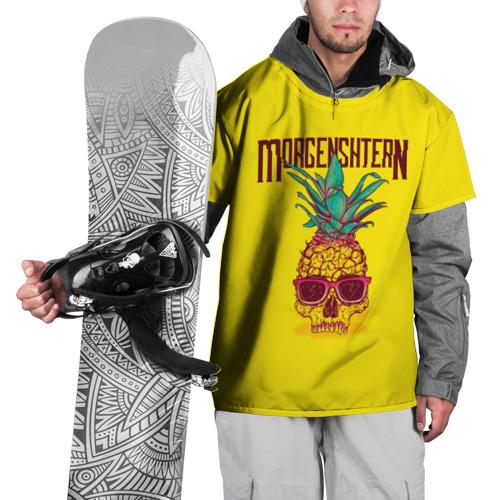 Накидка на куртку 3D Morgenshtern