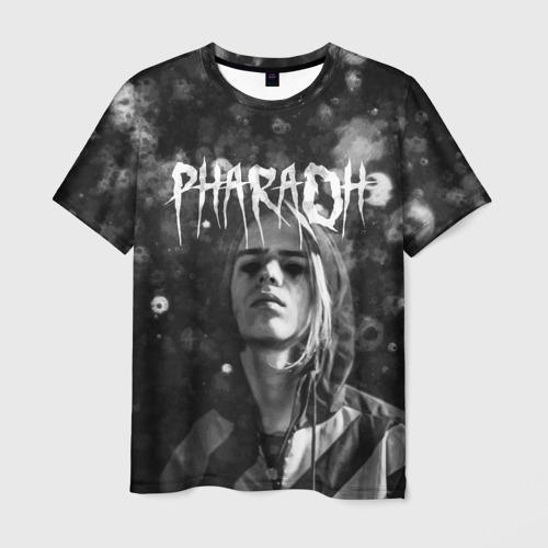 Мужская футболка 3D PHARAOH DARK