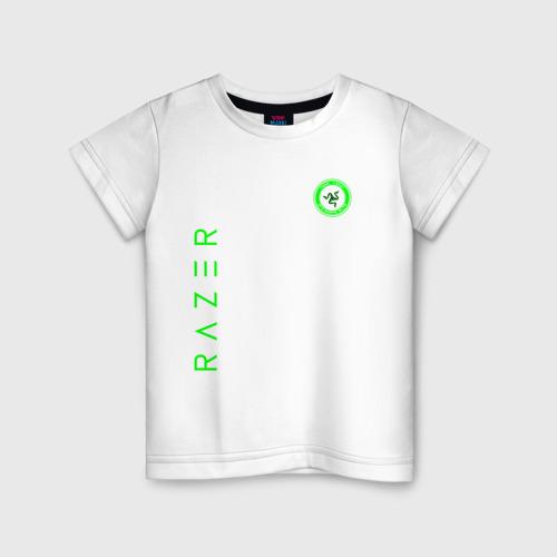 Детская футболка хлопок RAZER