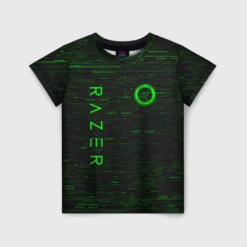 Детская футболка 3D RAZER