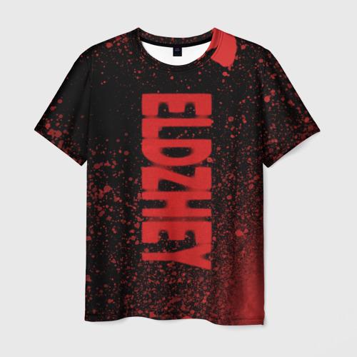 Мужская футболка 3D ELDZHEY